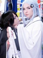 Rukia n Sode no Shirayuki cosplay by ViihShirayuki