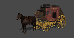 STAGECOACH by OoFiLoO