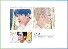 Photopack 2419 // EXO /Elyxion) by xAsianPhotopacks