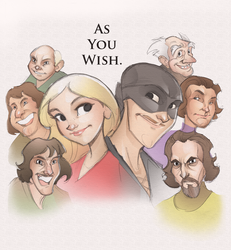As You Wish by DaveJorel