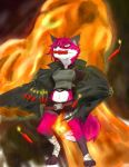 Art Trade: JBlask - Discharge by A-Fistful-Of-Kittens