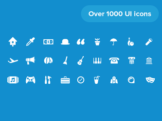 UI Icons by JackieTran