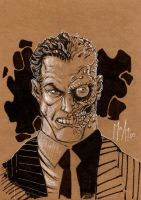 Two face.... again by kitto555