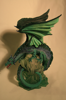 Ice Dragon 1 by XerStock