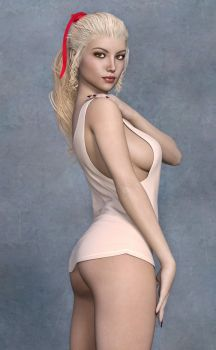 Model Pose by Roy3D