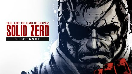 Solid Zero : Substance - Available by E-Mann