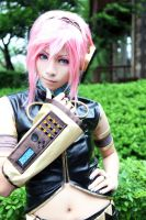 Vocaloid cosplay : Ruki Ver.1 (2) by yuegene