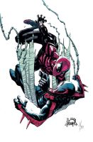 Superior Spider-Man 18 cover by RyanStegman