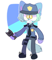 woop woop it's the sound of the police by Puppiii