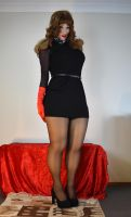 Little Black Dress (3) by MarilynBardot