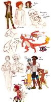Pokemon OCs