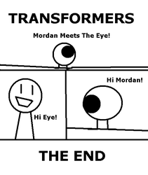 Mordan Meets The Eye by DontYouDareKickThat4