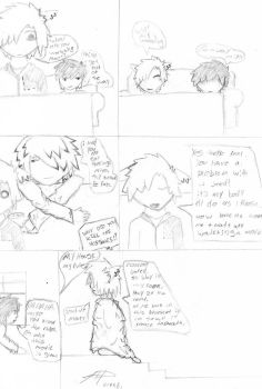 OC comic part one by discovolanate
