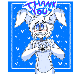 Thank you for 300 watchers by CircusDreemurr