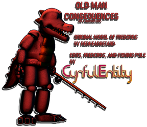Model Showcase: Old Man Consequences by CynfulEntity