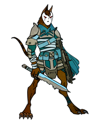 Death Mask Assassin by Generalorder4