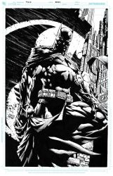Batman Dark Knight REDUX by JimmyReyes