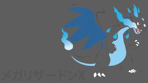Mega Charizard X by DannyMyBrother