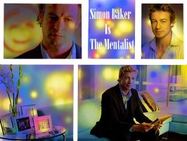 Simon baker is the mentalist by kiwimelon92