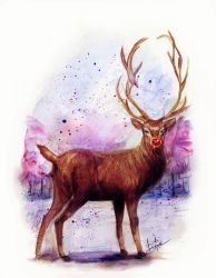 .Rudolph by IsaiahStephens