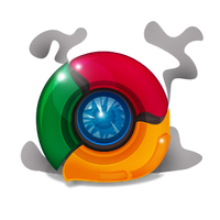 Not your usual chrome icon by MixedMilkChOcOlate