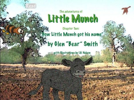 How Little Munch Got His Name - Panel #1 by ibnelson