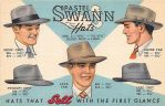 Vintage Shopping - Swann Abram Hat Co. by Yesterdays-Paper