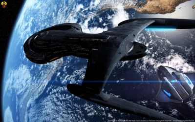 Future Flagship by Euderion
