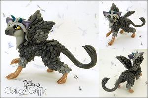 Custom order: Trico the Last Guardian by CalicoGriffin
