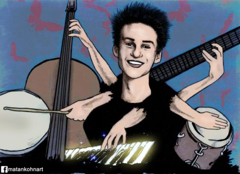 jacob collier by matan30