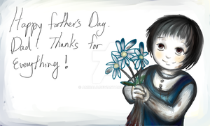 Father's day card. by Amiralo
