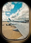 Not left yet on a jet plane by nathanspotts