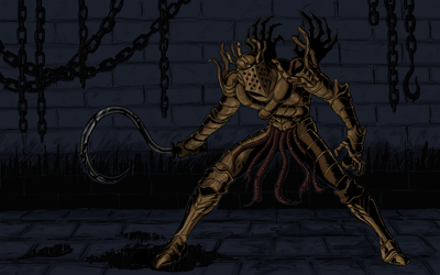 Dark Souls: Lautrec of the Abyss by MenasLG