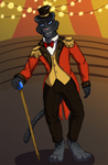 Ring Leader Panther by Vinomath