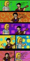 NOT FUNNY by unconsciousargentine