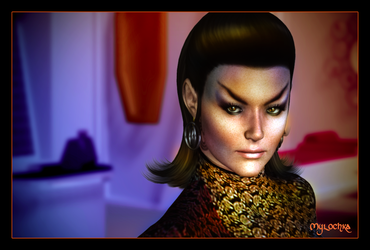 Romulan Commander 03 by mylochka