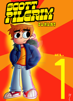 Scott Pilgrim Fanart by Darkspike75