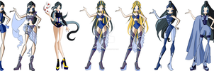 [NEW] Witch Evolution - Trinity (Will be updated) by SketchyPenguin