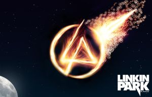 Linkin Park Logo Wallpaper by salmanlp