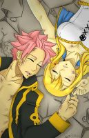 Nalu - Always Together by MsSaltyAnchor