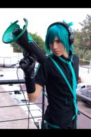 Mikuo Eager Love Revenge by Uchiha-Joey
