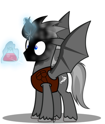 Add Two Tablespoons Dragon Claw Dust Aaand *BOOM* by NightMistEclipse