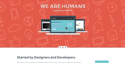 Animmuse - Animated One Page Muse Template by kotulsky