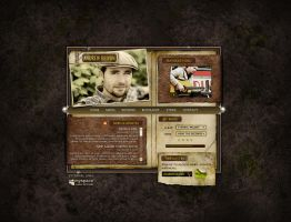Andrew Brown by nextexile by designerscouch