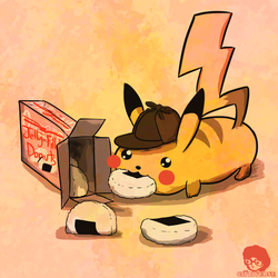 Detective Pikachu by TheCittiverse
