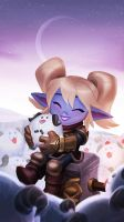 League of Legends - Poppy by miacat7