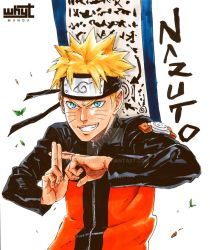 Naruto Uzumaki in My STYLE! by WhytManga