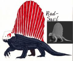 Red-sail by warnett