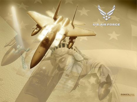 tribute to the airforce by alamo