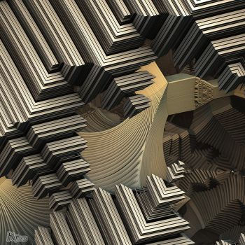 MB2015-557 ... 3D Abstract by Xantipa2
